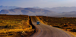 A long straight stretch of road near the town of Tinghir, Morocco<br /> <br /> (c) Andrew Wilson | Edinburgh Elite media