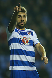 Orlando Sa of Reading - Mandatory byline: Jason Brown/JMP - 07966 386802 - 03/11/2015- FOOTBALL - Madejski Stadium - Reading, England - Reading v Huddersfield Town - Sky Bet Championship