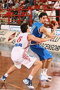 DESCRIZIONE : Porto San Giorgio 3° Torneo Internazionale dell'Adriatico Italia-Croazia<br /> GIOCATORE : Luca Vitali<br /> SQUADRA : Nazionale Italiana Uomini Italia<br /> EVENTO : Porto San Giorgio 3° Torneo Internazionale dell'Adriatico<br /> GARA : Italia Croazia<br /> DATA : 06/06/2007 <br /> CATEGORIA : Passaggio<br /> SPORT : Pallacanestro <br /> AUTORE : Agenzia Ciamillo-Castoria/E.Castoria