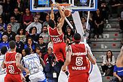 DESCRIZIONE : Campionato 2014/15 Dinamo Banco di Sardegna Sassari - Openjobmetis Varese<br /> GIOCATORE : Stanley Okoye<br /> CATEGORIA : Schiacciata Controcampo<br /> SQUADRA : Openjobmetis Varese<br /> EVENTO : LegaBasket Serie A Beko 2014/2015<br /> GARA : Dinamo Banco di Sardegna Sassari - Openjobmetis Varese<br /> DATA : 19/04/2015<br /> SPORT : Pallacanestro <br /> AUTORE : Agenzia Ciamillo-Castoria/L.Canu<br /> Predefinita :