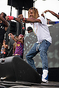 Photos of Fetty Wap performing live during the Billboard Hot 100 Music Festival at Nikon at Jones Beach Theatre in Wantagh, NY. August 23, 2015. Copyright © 2015. Matthew Eisman. All Rights Reserved