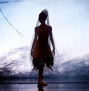 The Birmingham Royal Ballet <br /> Three Short Story Ballets (mixed Bill) <br /> at Birmingham Hippodrome, Birmingham, Great Britain <br /> Rehearsal 21st June 2017 <br /> <br /> Le Baiser de la f&eacute;e <br /> Choreography by Michael Corder<br /> <br /> Music: Igor StravinskyDesigns: John MacfarlaneLighting: Paule Constable<br /> <br /> CastFairy:  C&eacute;line Gittens <br /> <br /> <br /> <br /> <br /> <br /> <br /> <br /> <br /> Photograph by Elliott Franks <br /> Image licensed to Elliott Franks Photography Services