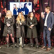 NLD/Amsterdam//20170303 - Bekendmaking Songfestival lied Ogene, Jan Smit met Cornald Maas en Ogene