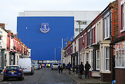 A general view of Goodison Park - Mandatory by-line: Matt McNulty/JMP - 19/11/2016 - FOOTBALL - Goodison Park - Liverpool, England - Everton v Swansea City - Premier League