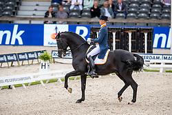 MINDERHOUD Hans Peter (NED), GLOCK'S DREAM BOY N.O.P.<br /> Rotterdam - Europameisterschaft Dressur, Springen und Para-Dressur 2019<br /> Longines FEI European Championships Dressage Grand Prix - Teams (1st group)<br /> Teamwertung 1. Gruppe<br /> 19. August 2019<br /> © www.sportfotos-lafrentz.de/Dirk Caremans