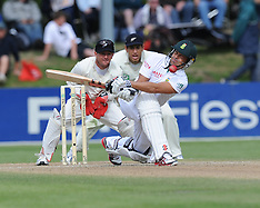 Dunedin-Cricket, New Zealand v South Africa, 1st test, day 4