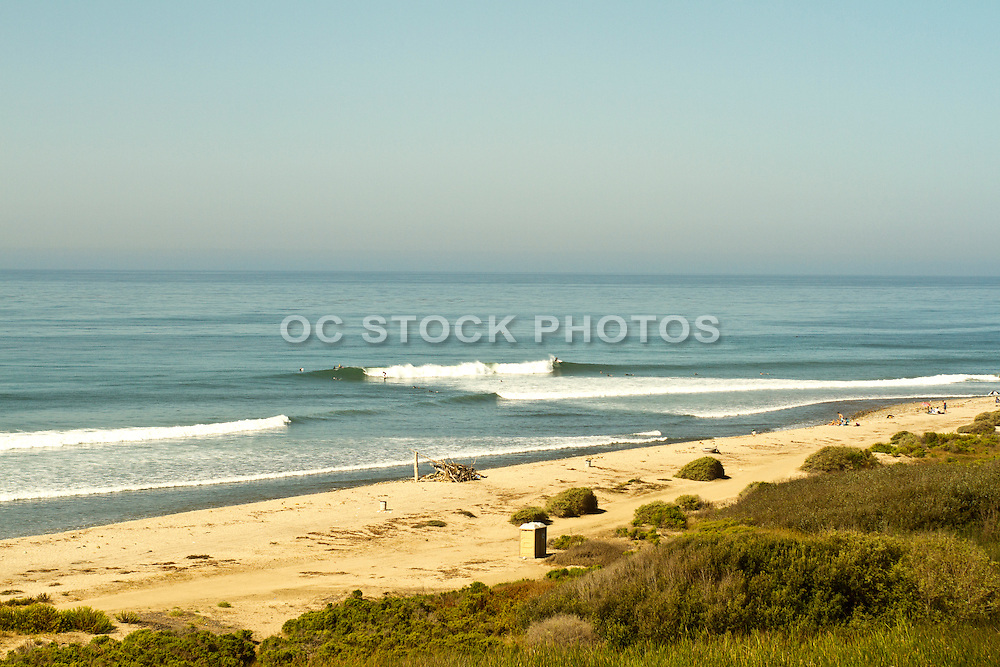 Lower Trestles at San Onofre State Beach California