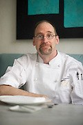 Pastry chef David Collier poses for a portrait at the Spoon Bar and Kitchen on Friday, February 15, 2013 in Dallas, Texas. (Cooper Neill/The Dallas Morning News)