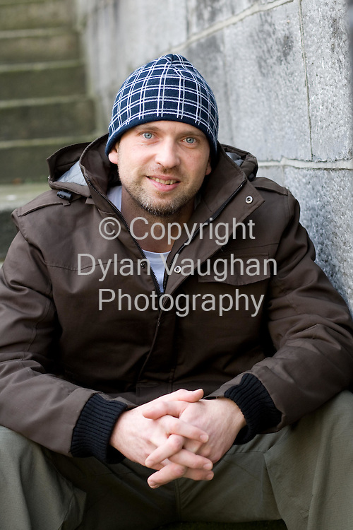 1/2/2008.Martin Krajcovic pictured in Kilkenny..Picture Dylan Vaughan