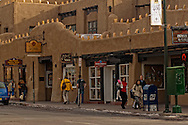 La Fonda Hotel, Santa Fe Plaza, Santa Fe, New Mexico