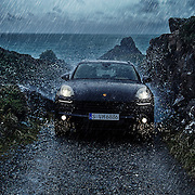 Porsche Macan on track in heavy rain and the sea in the background Ray Massey is an established, award winning, UK professional  photographer, shooting creative advertising and editorial images from his stunning studio in a converted church in Camden Town, London NW1. Ray Massey specialises in drinks and liquids, still life and hands, product, gymnastics, special effects (sfx) and location photography. He is particularly known for dynamic high speed action shots of pours, bubbles, splashes and explosions in beers, champagnes, sodas, cocktails and beverages of all descriptions, as well as perfumes, paint, ink, water – even ice! Ray Massey works throughout the world with advertising agencies, designers, design groups, PR companies and directly with clients. He regularly manages the entire creative process, including post-production composition, manipulation and retouching, working with his team of retouchers to produce final images ready for publication.