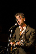 John Hegley performing at In praise of an English radical - A Celebration of Linda Smith, Lyceum Theatre Sheffield.