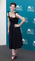 Venice, Italy, 31st August 2019, Mariana Di Girolamo at the photocall for the film Ema at the 76th Venice Film Festival, Sala Grande. Credit: Doreen Kennedy/Alamy Live News