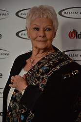 © Licensed to London News Pictures. 30/01/2018. London, UK. DAME JUDI DENCH attends The Oldie Of The Year Awards 2018 held at Simpsons In The Strand. Photo credit: Ray Tang/LNP