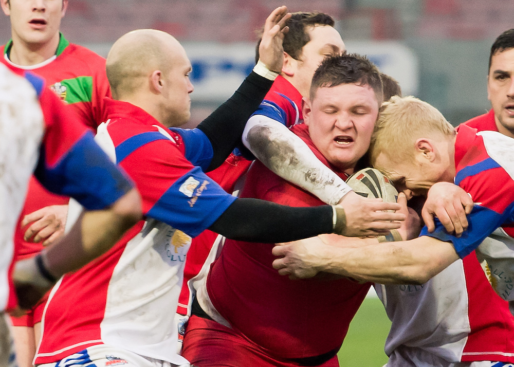Sports Photography of the Crusaders vs. Rochdale Rugby Match by Sport and PR Photographer Ioan Said