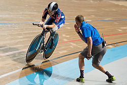 FISHER Megan, USA, Pursuit Finals , 2015 UCI Para-Cycling Track World Championships, Apeldoorn, Netherlands