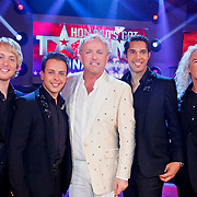 NLD/Hilversum/20100910 - Finale Holland's got Talent 2010, Los Angeles, the voices  met Gordon