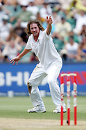 Ryan Sidebottom appeals in vain during day 3 of the 4th Castle Test between South Africa and England held at The Bidvest Wanderers Stadium in Johannesburg, South Africa on the 16 January 2010.Photo by:  Ron Gaunt/SPORTZPICS
