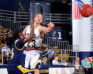FIU Women's Basketball vs Marquette (Dec 29 2010)