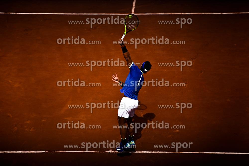 04.06.2017, Roland Garros, Paris, FRA, ATP Tour, French Open, im Bild Rafael Nadal (ESP) // Rafael Nadal (ESP) during the French Open Tournament of the ATP Tour at the Roland Garros in Paris, France on 2017/06/04. EXPA Pictures © 2017, PhotoCredit: EXPA/ Vianney Thibaut