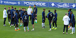 01.06.2016, Alpenstadion, Neustift, AUT, UEFA Euro, Frankreich, Vorbereitung Frankreich, im Bild Training // during Trainingscamp of Team France for Preparation of the UEFA Euro 2016 France at the Alpenstadion in Neustift, Austria on 2016/06/01. EXPA Pictures © 2016, PhotoCredit: EXPA/ Erich Spiess