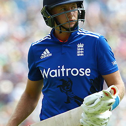 Cape Town, SOUTH AFRICA,  2016 - 14 February, Joe Root during the 5th South Africa v England 1 Day match at PPC  Newlands Cape Town, South Africa. (Photo by Steve Haag)<br /> <br /> Images for social media must have consent from Steve Haag