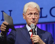 New York: 10th Annual Clinton Global Citizen Awards, 19 September 2016