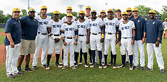 2018 A&T Baseball vs Savannah St. (Senior Day)