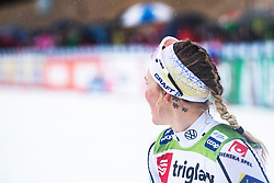 SUNDLING Jonna (SWE) after the ladies team sprint race at FIS Cross Country World Cup Planica 2019, on December 1, 2019 at Planica, Slovenia. Photo By Peter Podobnik / Sportida