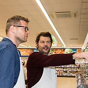 NLD/Hiuizen/20190108 - '1 Minuut gratis winkelen met Radio 538', Coen Swijnenberg en Sander lantinga