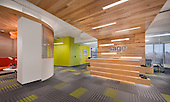 Sage Corporate Offices Interior Design Photography