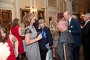 HENRIETTA CHEETHAM; NICK PETO; LEE PEARSON, The Lady Joseph Trust, fundraising party.<br /> Camilla, Duchess of Cornwall  attends gala fundraising event as newly appointed President of the charity. The Lady Joseph Trust was formed in 2009 to raise funds to acquire horses for the UKÕs top Paralympic riders Cavalry and Guards Club, 127 Piccadilly, London,<br /> 26 October 2011. <br /> <br />  , -DO NOT ARCHIVE-© Copyright Photograph by Dafydd Jones. 248 Clapham Rd. London SW9 0PZ. Tel 0207 820 0771. www.dafjones.com.<br /> HENRIETTA CHEETHAM; NICK PETO; LEE PEARSON, The Lady Joseph Trust, fundraising party.<br /> Camilla, Duchess of Cornwall  attends gala fundraising event as newly appointed President of the charity. The Lady Joseph Trust was formed in 2009 to raise funds to acquire horses for the UK's top Paralympic riders Cavalry and Guards Club, 127 Piccadilly, London,<br /> 26 October 2011. <br /> <br />  , -DO NOT ARCHIVE-© Copyright Photograph by Dafydd Jones. 248 Clapham Rd. London SW9 0PZ. Tel 0207 820 0771. www.dafjones.com.