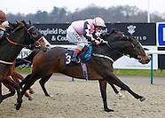 Lingfield Races 240313