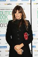 The Political Book Awards 2013
