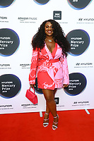 NAO attends the red carpet during the 2019 Hyundai Mercury Prize, Eventim Apollo, London, UK, Saturday 06 July 2019<br /> Photo JM Enternational