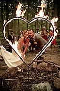 Trixie & Monkey Wedding