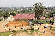 A view from Mbarara Hospital of the psychiatric ward, Uganda.