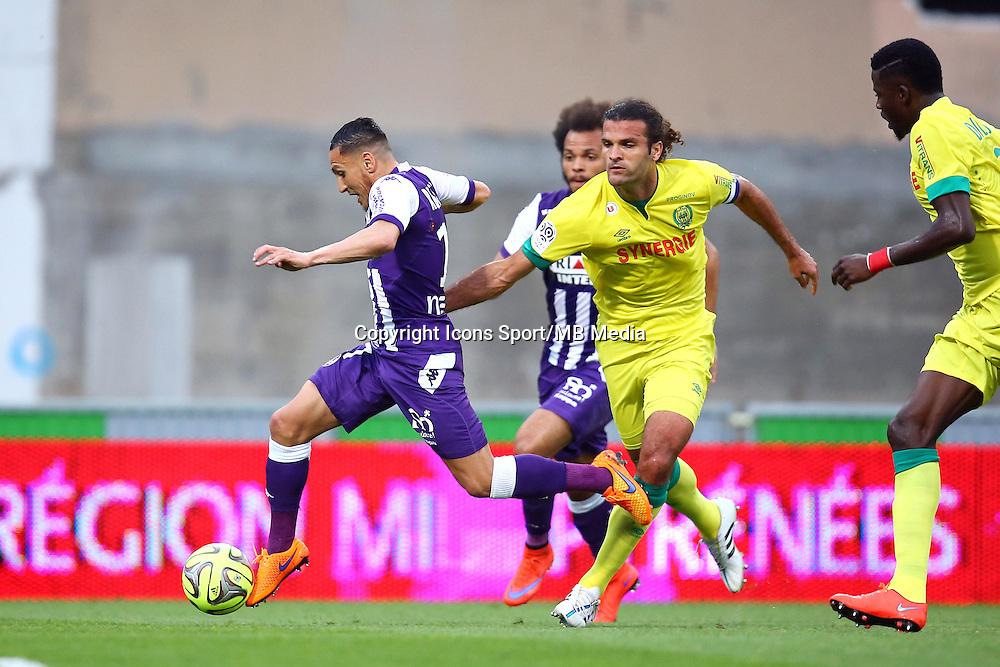 But Adrien Regattin - 25.04.2015 - Toulouse / Nantes - 34eme journee de Ligue 1<br />Photo : Manuel Blondeau / Icon Sport