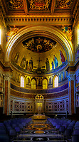 &quot;Altar of the basilica of the Arch of San Giovanni in Laterano&quot;...<br />