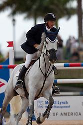 Deslauriers Mario (USA) - Cella<br /> Horseware GP CSI 2*<br /> Wellington 2012<br /> © Hippo Foto - Cealy Tetly