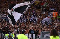 Coreografia dei Tifosi della Juventus  <br /> Roma 17-05-2017 Stadio Olimpico.<br /> Football Calcio Finale Coppa Italia / Italy's Cup Final 2016/2017. Juventus - Lazio<br /> Foto Cesare Purini / Insidefoto