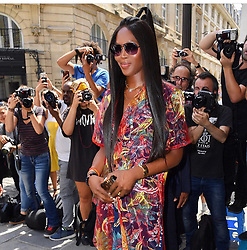 """Naomi Campbell releases a photo on Instagram with the following caption: """"#congratulations @mrkimjones you smashed it !!amazing show , thank you for having me I'm #rocking @louisvuitton mens #springsummer #2018 \ud83d\ude18\ud83d\ude18\ud83d\ude18\u2764\ufe0f\u2764\ufe0f\ud83d\udc4a\ud83c\udffe"""". Photo Credit: Instagram *** No USA Distribution *** For Editorial Use Only *** Not to be Published in Books or Photo Books ***  Please note: Fees charged by the agency are for the agency's services only, and do not, nor are they intended to, convey to the user any ownership of Copyright or License in the material. The agency does not claim any ownership including but not limited to Copyright or License in the attached material. By publishing this material you expressly agree to indemnify and to hold the agency and its directors, shareholders and employees harmless from any loss, claims, damages, demands, expenses (including legal fees), or any causes of action or allegation against the agency arising out of or connected in any way with publication of the material."""