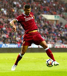 Dejan Lovren of Liverpool - Mandatory by-line: Robbie Stephenson/JMP - 14/07/2017 - FOOTBALL - DW Stadium - Wigan, England - Wigan Athletic v Liverpool - Pre-season friendly