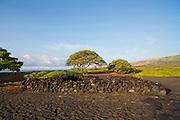 Kawa Bay, Kau, The Big Island of Hawaii