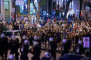 étudiante, étudiant, .  manifestations étudiantes à Montréal le 23 mai 2012. Plus de 325 arrestations