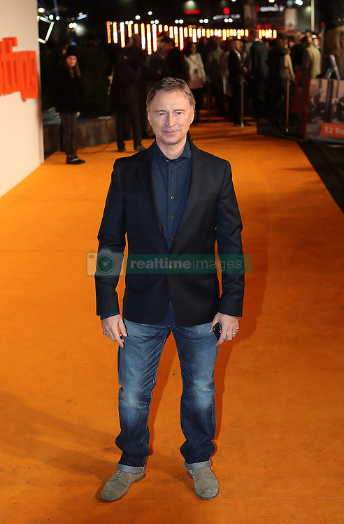 Robert Carlyle arriving at the world premiere of Trainspotting 2 at Cineworld in Edinburgh.
