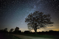 The Milky Way spans the sky during the early morning hours of 5/24/14.<br /> Northern Ionia County, Michigan