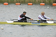 Caversham, Great Britain.   GBR  M4- Bow. Alex PARTRIDGE and Andy TRIGGS HODGE. 2012 GB Rowing World Cup Team Announcement Wednesday  04/04/2012  [Mandatory Credit; /Peter Spurrier/Intersport-images]