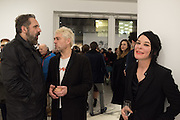 KEITH TYSON; TIM NOBLE, SUE WEBSTER, STICKS WITH DICKS AND SLITS, Tim Noble and Sue Webster. Blain Southern. hanover Sq. london. 2 February 2017