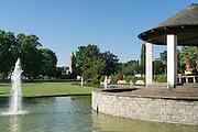 Reisinger Anlagen, Hauptbahnhof, Wiesbaden, Hessen, Deutschland | Reisinger gardens, Wiesbaden, Hesse, Germany